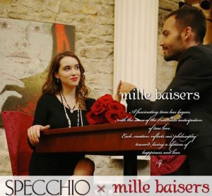 SPECCHIO X mille baisers コラボイベントを開催!