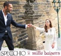 SPECCHIO X mille baisers コラボイベント Vol.2 を開催!